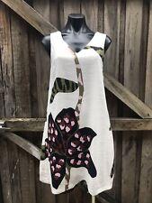 GORMAN Linen Sample Dress-Pick Up Welcome!