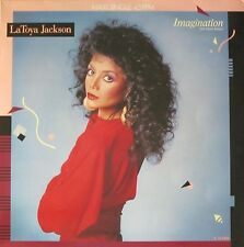 "LaToya Jackson - Imagination Hot-Dance-Remix (12"" Epic-Records Maxi-Single 1986)"