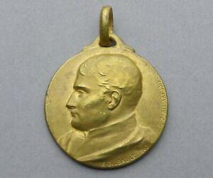 Médaille. Napoléon Bonaparte. Centenaire 1821 1921. Gilbault.
