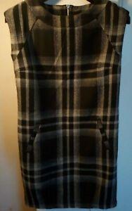 Superbe Robe Tunique NAF NAF taille 38 / M Laine / Coton mélangés
