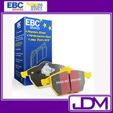 EBC Yellowstuff Front Brake Pads NISSAN PATROL GU 2.8 3.0 4.2 4.5 4.8ltr