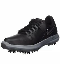 Women Nike Air Zoom Accurate Golf Shoes Black/Silver 909735-001 *Wide*