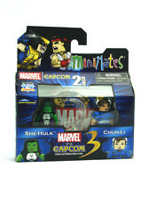 Marvel Minimates She-Hulk & Chun-Li Marvel Vs Capcom Series 3 Toys-R-Us New