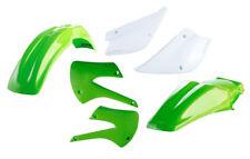 Acerbis Plastic Kit - Kawasaki KX85 & KX100 2001-2013 _204109