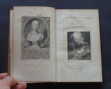 "OPERA ""CARMINUM"" by Qvintt Horatii Flacci : Stage & Operas / Greek Language 1824"