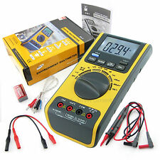 5in1 Digital Multimeter Thermoeter Hygrometer Lux Sound Level Meter RH Measurer