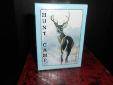 VINTAGE HUNTING THEME PLAYING CARDS***NEW & SEALED
