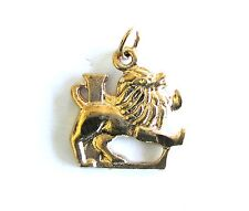 Pendant Charm Free Shipping Christmas Gift New Gold Plated Lion Necklace Animal