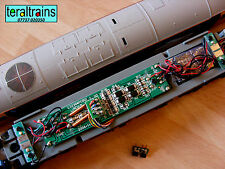 teraltrains DCC Decoder fitting service for teraltrains 8 Pin DCC Ready Loco/DMU