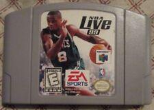 Nintendo 64 N64 NBA Live 99 (game only) #2