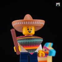 BRAND NEW LEGO MINIFIGURES SERIES 20 - Pinata Man (71027)