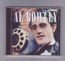 (CD) AL BOWLLY - Say, Don't You Remember? / Living Era / NEW