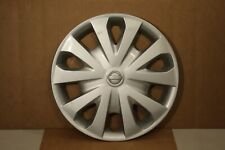 "Nissan Versa 2012-2019 Hubcap Genuine Factory Wheel Cover 53087 , fits 15"" tires"