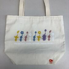 Pikmin Club Nintendo Japan Platinum Prize Tote Bag New