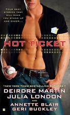 Hot Ticket (Berkley Sensation)