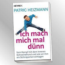 Patric Heizmann - Ich mach mich mal dünn (Buch | RH 60339)