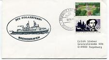 1987 Ant IV Alfred Wegener Intitut Polarstern Deutschland Polar Antarctic Cover