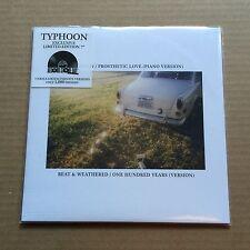 "TYPHOON Prosthetic Love 7"" vinyl unreleased Alternative Record Store Day 2015"