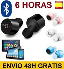 Auriculares con Bluetooth 4.2 microfono inalambrico universal Samsung iPhone LG
