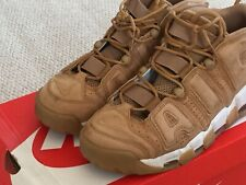 Nike Air More Uptempo '96 PRM - Flax Wheat Tan UK 9