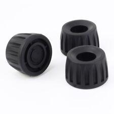 3pcs Rubber Anti-slip Tripod Feet Toe Shoe fr Fluid Head Benro Gitzo Camera M