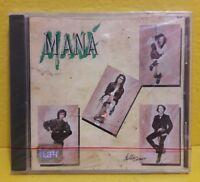 Mana : Falta Amor - CD Brand New Sealed