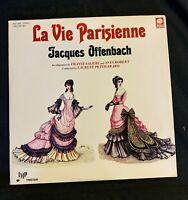 """La Vie Parisienne Jacques Offenbach FRANTZ SALIERI 12"""" Vinyl LP... 428d"""