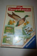 NEU ! Wie Tiere groß werden - mein 1. Naturspiel - ab 5 - Ravensburger - OVP
