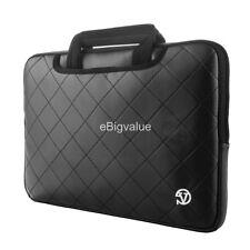 Black Sleeve Bag Briefcase for HP / ASUS / Lenovo / Acer / Dell 13.3 '' Laptop