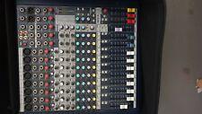 analoges Mischpult Soundcraft MFX 8/2 mit Softcase