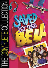 Saved by the Bell: The Complete Collection (DVD, 2013, 13-Disc Set)