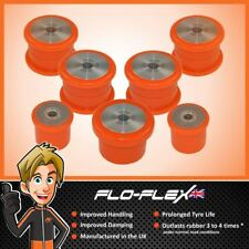 BMW E46, 3 Series Subframe Diff Differential Bushes in Poly Polyurethane FloFlex