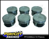 Hypatec Piston Set for Ford Falcon AU 4.0L 6-cyl 8/98-10/02 PFO3986L60001H