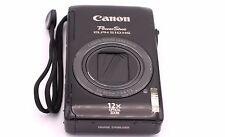 Canon PowerShot ELPH 510 HS / IXUS 1100 HS 12.1 MP Digital Camera - Black