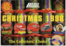 Lledo Collectibles Christmas 1998 Coca Cola Campbell Bluebird Land Speed Legends