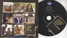 EVERY SONG HAS ITS END Sonic Dispatches From Mali 2016 UK 12-trk promo CD