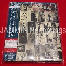 THE ROLLING STONES - EXILE ON MAIN ST. - JAPAN MINI LP SACD SHM - UIGY-9081 - CD