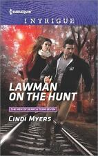 Lawman on the Hunt (The Men of Search Team Seven) by Myers, Cindi, Good Book