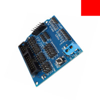 Sensor Shield UPGRADE V5.0 sensor expansion board UNO MEGA R3 V5 for Arduino IIC