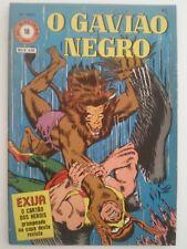 O Gavião Negro 18 (1969) - Ebal - Brasilianischer Hawkman 20 (1967)