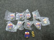 Force Com Freedom Pin Usa Armed Forces Cmd lot of 10 pcs (Fp1)