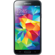 Samsung LS9016BR Galaxy S5 16GB Black Prepaid Smartphone Bell Mobility