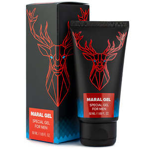 Maral gel - special intimate gel for men