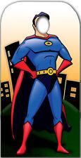 SC-176 Superhero Stand-In Selfie Höhe 186cm Pappaufsteller Pappfigur Aufsteller