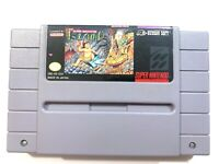 Super Adventure Island SUPER NINTENDO SNES Game - Tested, Working & AUTHENTIC!