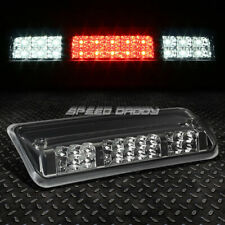 [2-ROW LED]FOR 04-08 F150 MARK LT THIRD 3RD TAIL BRAKE LIGHT CARGO LAMP SMOKED