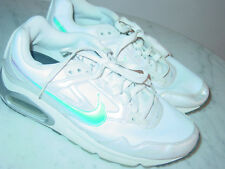 2009 Nike Air Max Skyline White Running Shoes! Size 9 $120.00