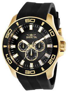 Invicta Chronograph Watch Special Edition Lot with Defects
