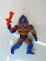 Masters Universe Man-E-Faces Vintage He-Man Action Figure Mattel Loose MOTU!