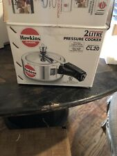 Hawkins Classic 2 LITRE Aluminum Pressure Cooker CL 20 New Sealed